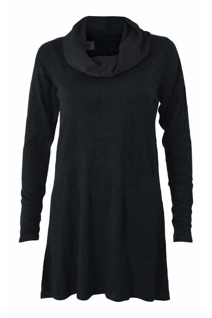 Marks & Spencer Silky Cowl Neck Tunic Jumper