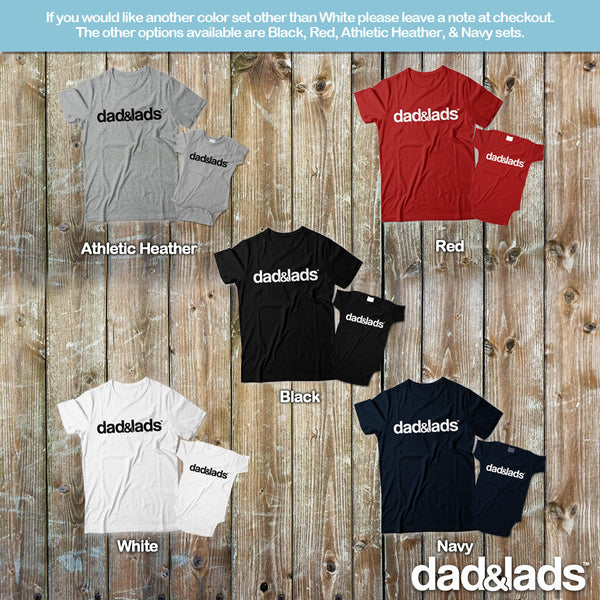 I Make Adorable Babies and Adorable Baby Father Son Shirts - Dad and Lads