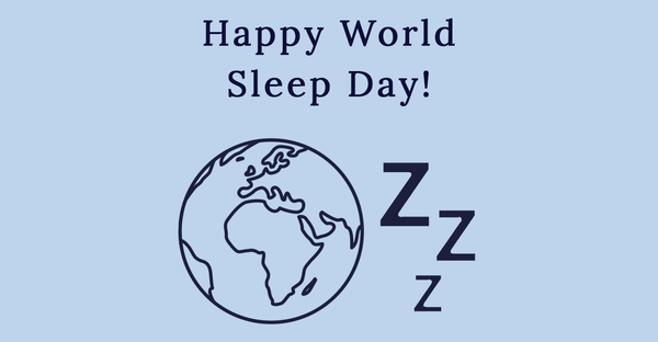Happy World Sleep Day