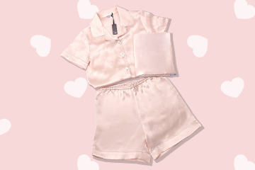 Short Pajama Set Valentine's Day Bundle