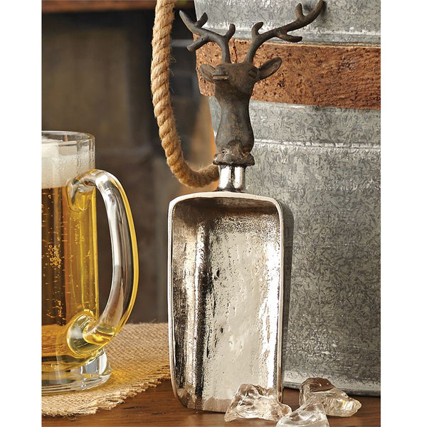Mud Pie home : deer bottle opener & ice scoop