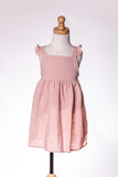 ML Kids : Criss Cross Back Dress (2 Colors)