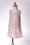 ML Kids : Sequin Dress (2 Colors)