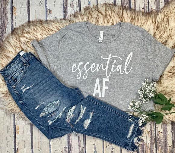 Essential AF: Heather Grey