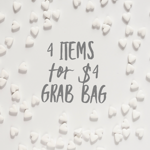 Warehouse grab bags : $35 worth of merchandise $12