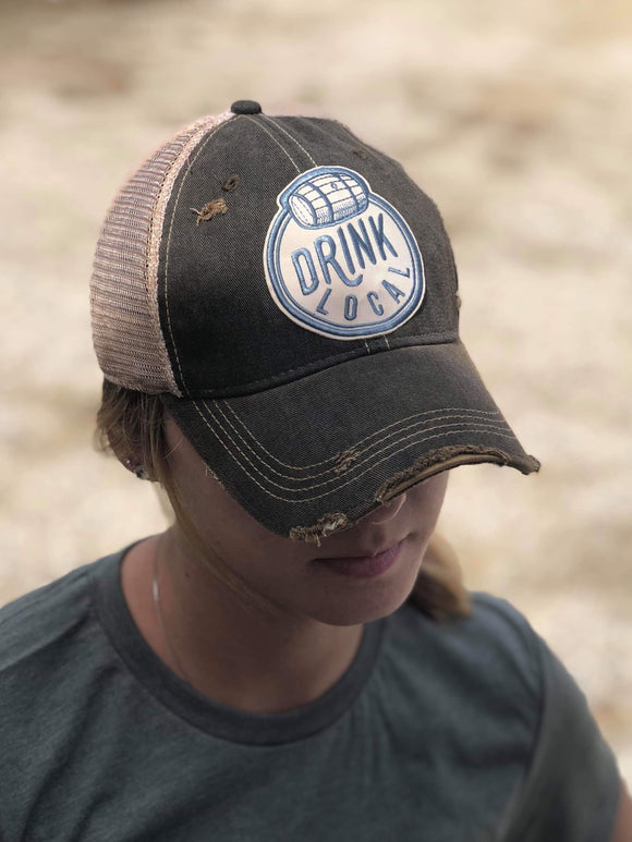 Drink Local Trucker Hat