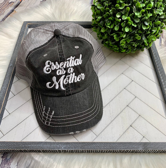 Essential as a Mother Hat