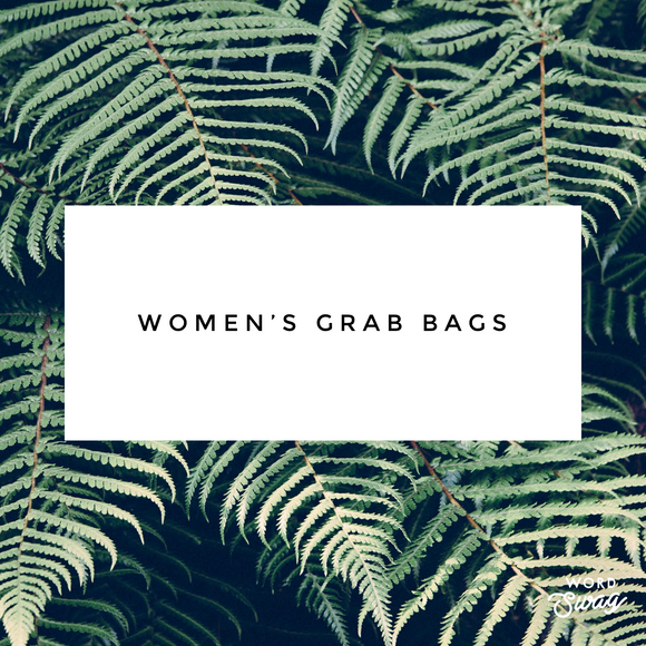 WOMENS GRAB BAGS : $70+ value