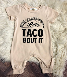 Lets Taco 'bout It Jumpsuit