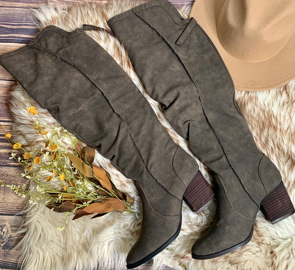 Southern Belle Tall Boot