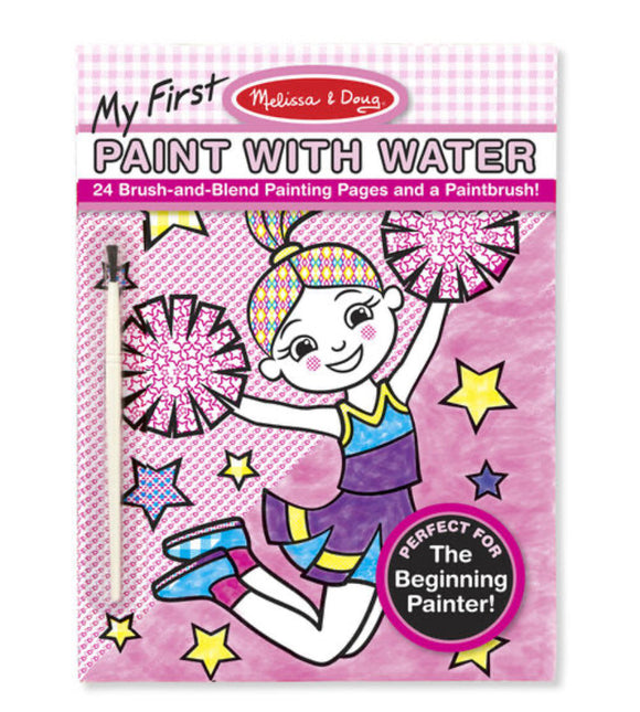 Melissa & Doug: My First Paint With Water: Pink #3183