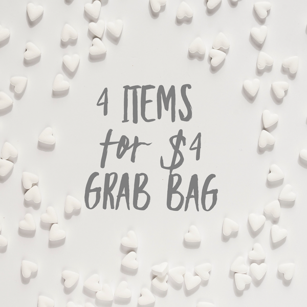 Warehouse grab bags : $35 worth of merchandise $10
