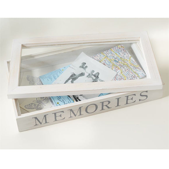 Mudpie : Memory Shadow Box
