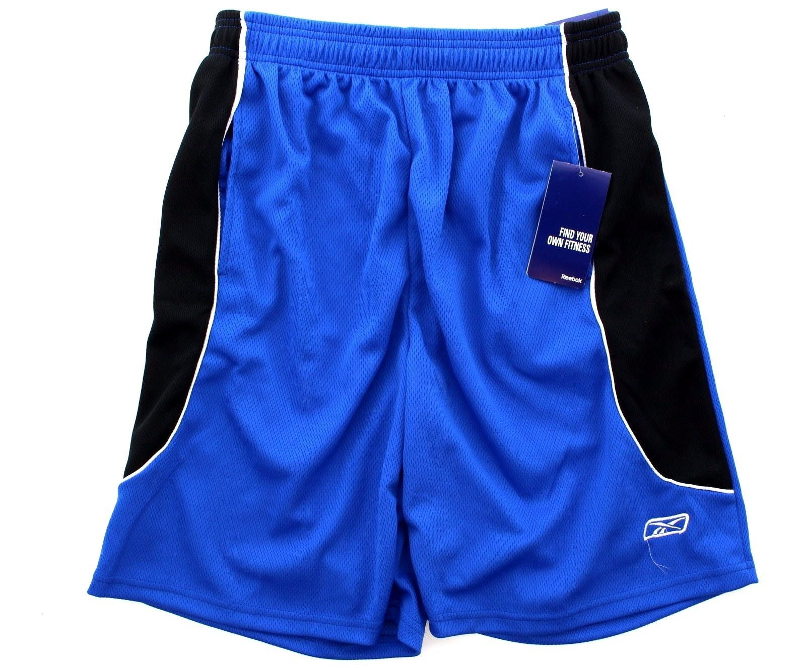 Reebok Men's Two Toned Athletic Performance Shorts