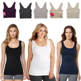 Yummie Tummie Stephanie 2 Way Shaping Slimming Stretch Tank Top S-3XL $44