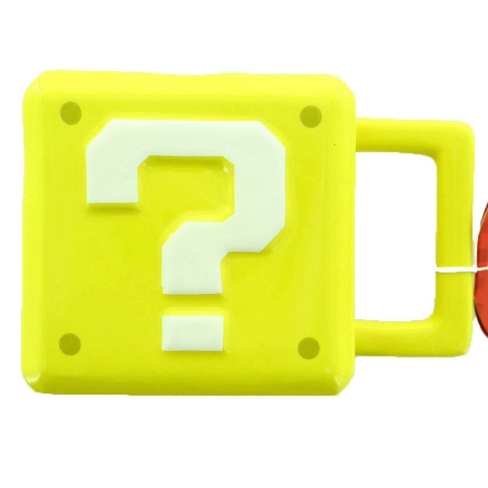 Super Mario Brothers Question Block Geek Gift Ceramic Coffee Mug