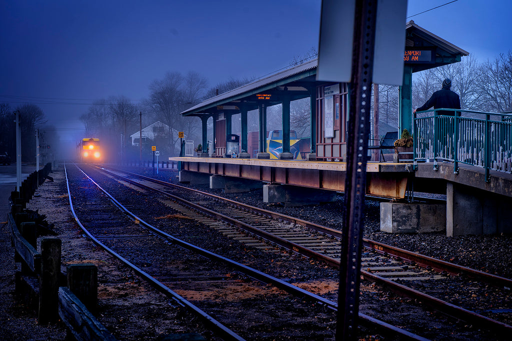 Greenport Station