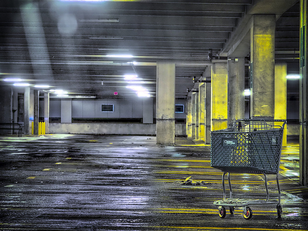 Missing Cart