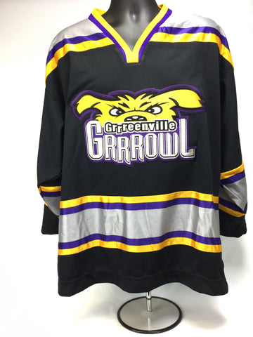 Greenville Grrrowl
