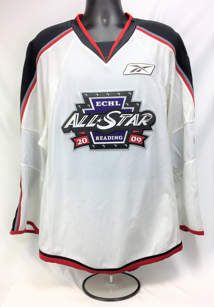 2009 All-Star Authentic Jersey - White