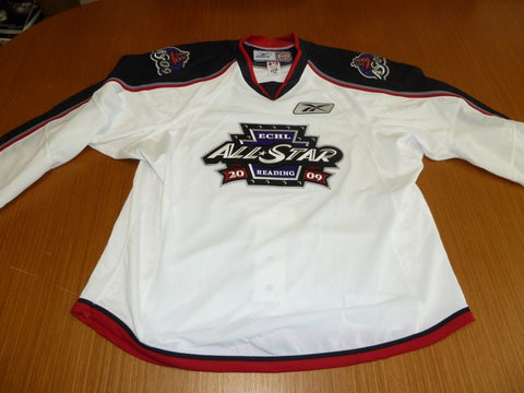 2009 All-Star Authentic Jersey - White - 56