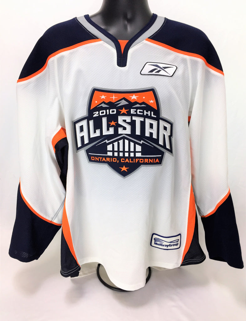 2010 All-Star  Authentic Jersey - White - 56