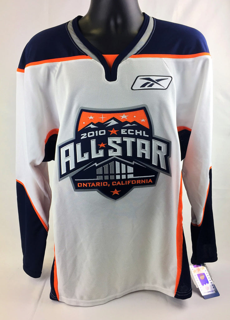 2010 All-Star Replica Hockey Jersey - White
