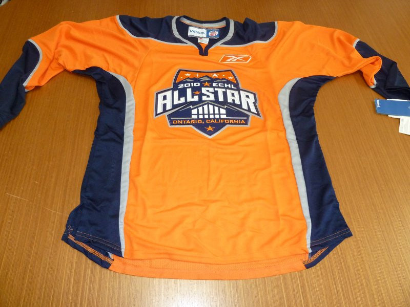 2010 All-Star Replica Hockey Jersey - Dark - L