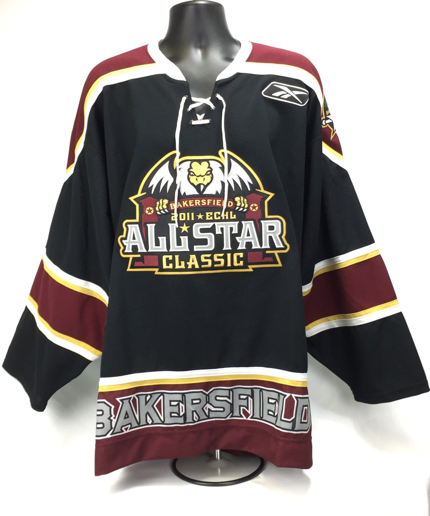 2011 All-Star Authentic Jersey - Dark- 54