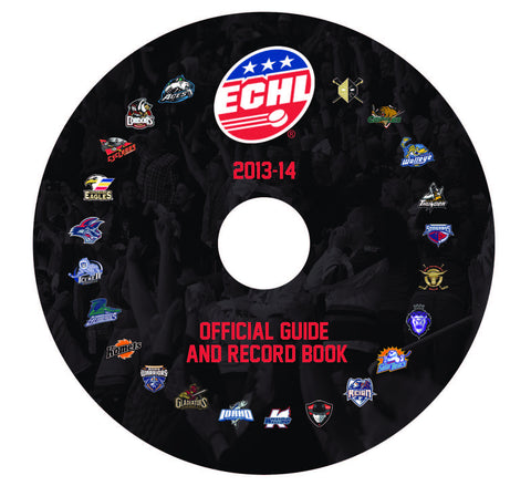 ECHL Media Guide - Digital Edition - 2013-14