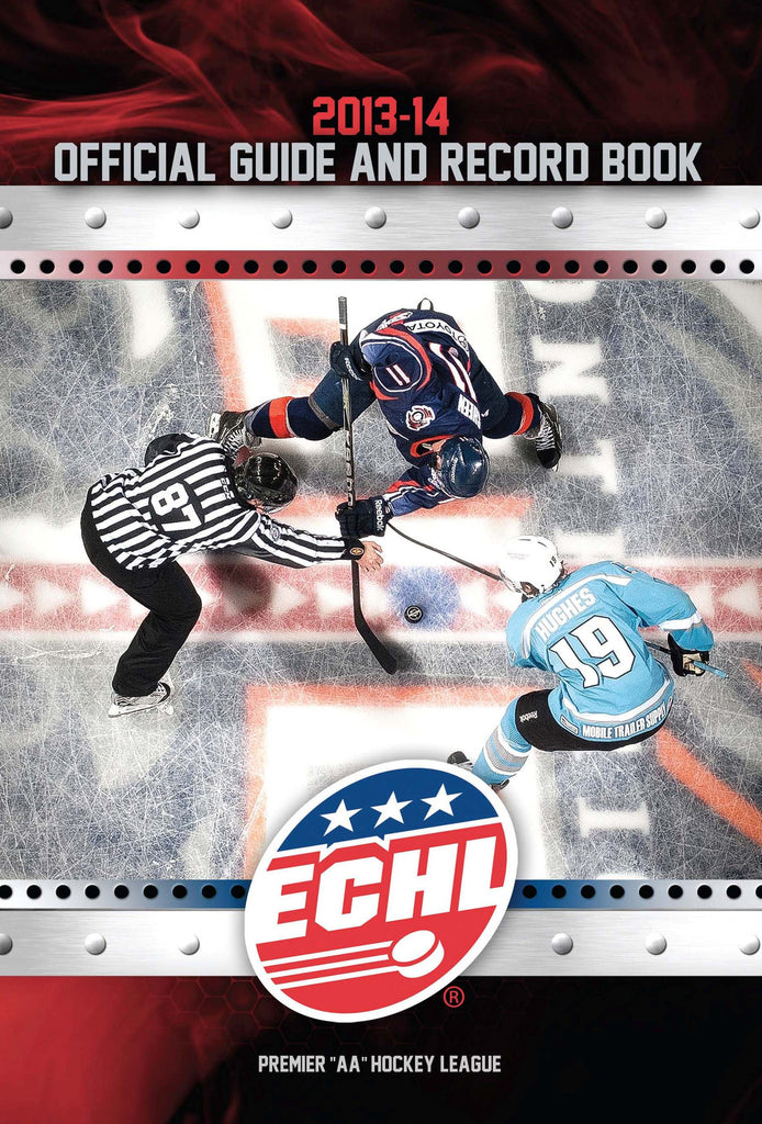 ECHL Media Guide - Print Edition - 2013-14