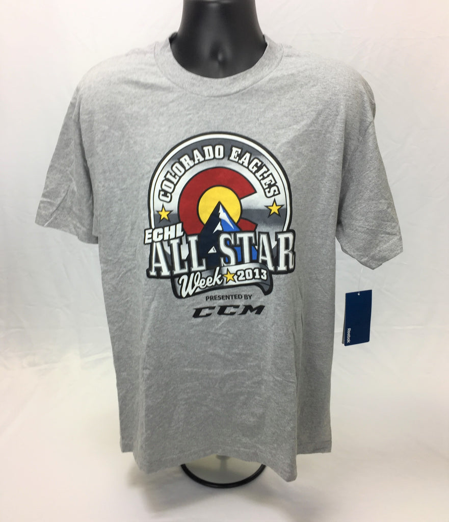 2013 All-Star Short Sleeved T-Shirt - Gray