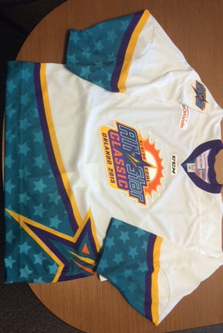 2015 All-Star Authentic Jersey - White - 54