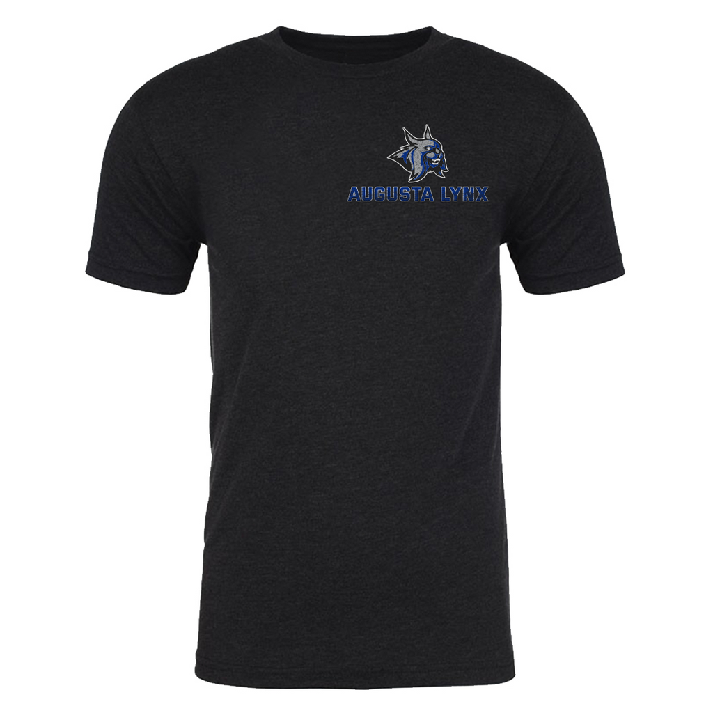 Augusta Lynx Men's Left Chest Tee