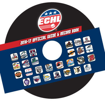 ECHL Media Guide - Digital Edition - 2016-17