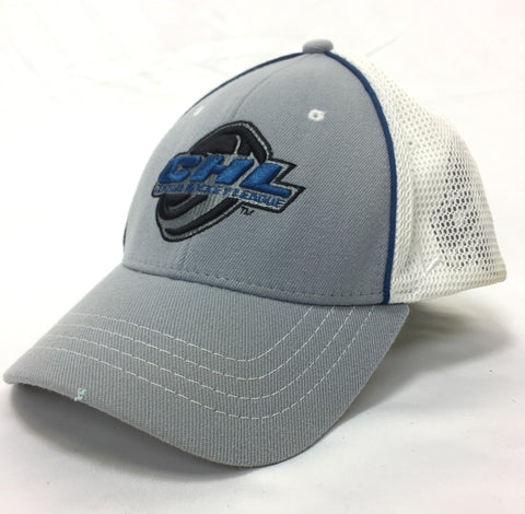 Vintage Central Hockey League Hat - One Size Fits All - Gray/White