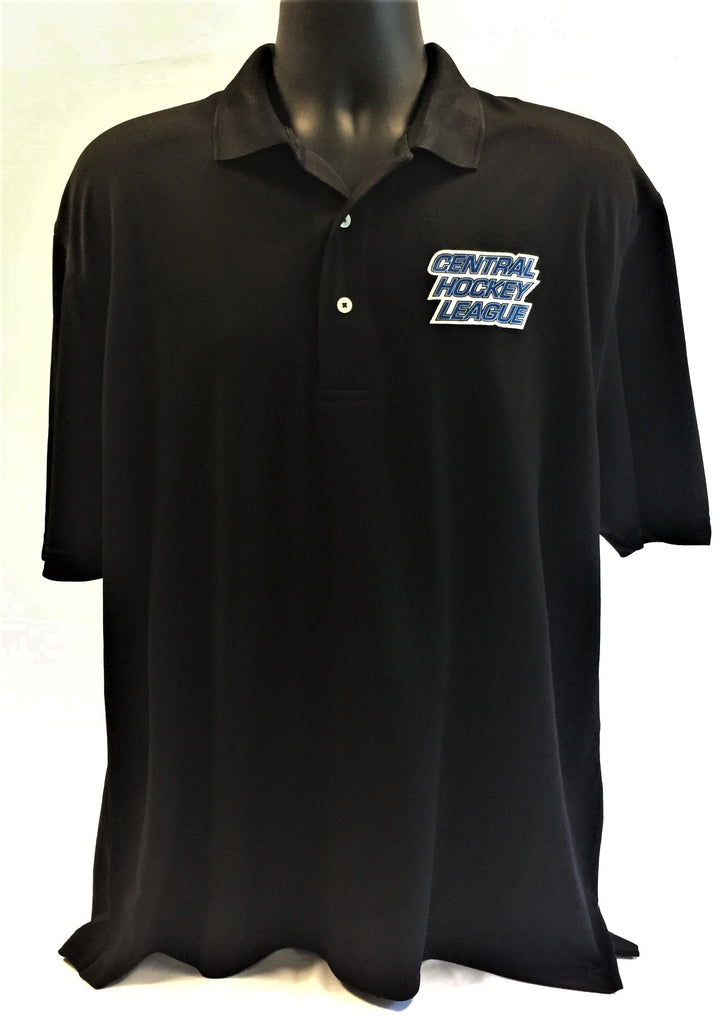 Central Hockey League Sport-Tek Polo