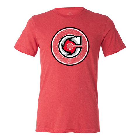 Cincinnati Cyclones Circle T-Shirt
