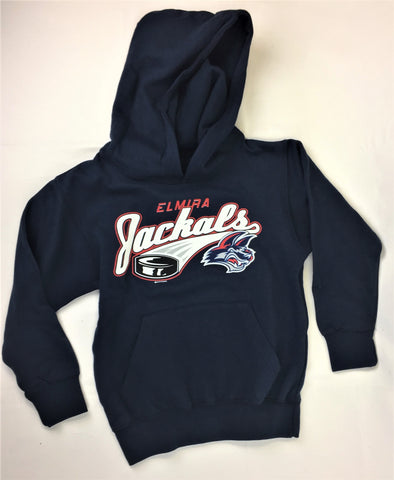 Elmira Jackals Sweatshirt Size YOUTH Small