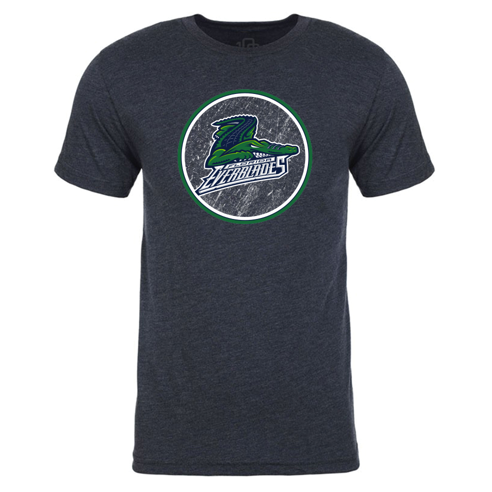 Florida Everblades Circle T-Shirt