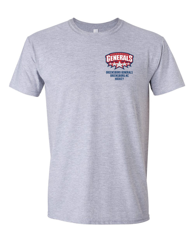 Greensboro Generals Vintage Short Sleeve T-Shirt