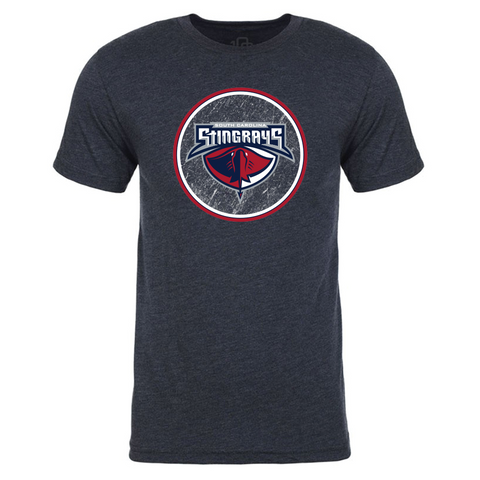 South Carolina Stingrays Circle T-Shirt