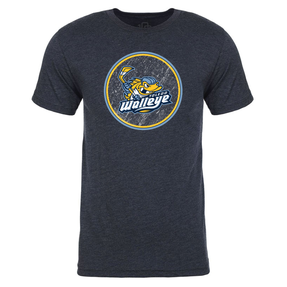 Toledo Walleye Circle T-Shirt