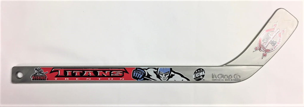 Trenton Titans Mini Hockey Stick