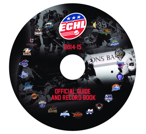 ECHL Media Guide - Digital Edition - 2014-15