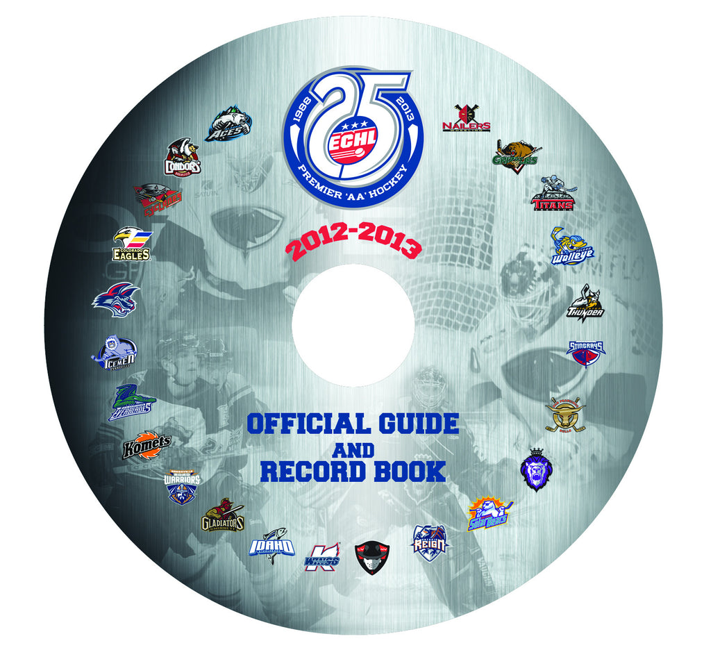 ECHL Media Guide - Digital Edition - 2012-13