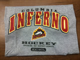 Columbia Inferno Short Sleeved T-Shirt Size Large