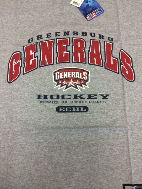 Greensboro Generals Short Sleeved T-Shirt Size Large