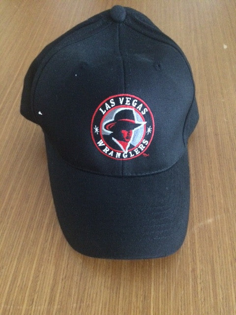 Las Vegas Wranglers Hat - Black - One Size