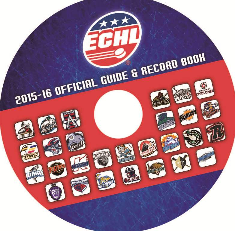 2015-16 ECHL Media Guide - Digital Edition